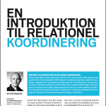 Hvad er relationel koordinering?